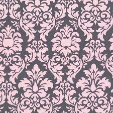 Bloom Dandy Damask for Michael Miller, 1/2 yard 100% cotton fabric