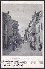 REGGIO EMILIA GUASTALLA 32 Cartolina viaggiata 1901