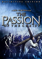 THE PASSION OF THE CHRIST DEFINITIVE EDITION DVD New sealed (BLUE COVER)