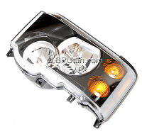 Land Rover Discovery 2 II Headlamp Head Lamp Light Left Driver OEM NEW 2003~2004