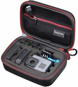 Smatree Compatible Carrying Case for GoPro Hero 8/7/6/5/4/3 + / 3/2/1 / GOPRO