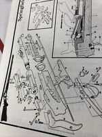Exploded View Springfield Model 1873 .45-70 Rifle