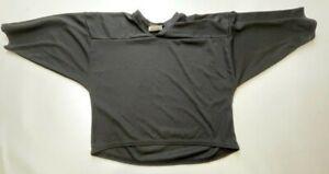 Youth Hockey Practice Jersey, New size yL/yXL black bakka brand