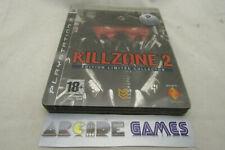 KILLZONE 2 PLAYSTATION 3 PS3 STEELBOOK (vendeur pro)