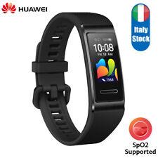 "HUAWEI Band 4 Pro Smartwatch Smart Braccialetto 5ATM 0.95""in GPS Ossimetro B1E2"