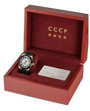 CCCP GENTS SOYUZ APOLLO Ltd Edt Slava Automatic Watch With Silicone Strap