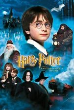 HARRY POTTER ~ PHILOSOPHERS STONE ~ NEW 24X36 MOVIE POSTER  NEW!