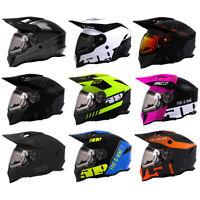 509 Delta R3 2.0 Ignite Helmet w/Fidlock DOT ECE Certified Snowmobile