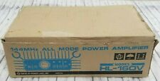 Tokyo Hy-Power Hl-160V 144 Mhz All Mode Power Amplifier With Box Amp Not Tested