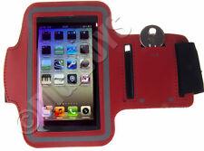 Brassards rouge pour téléphone mobile et assistant personnel (PDA) Apple