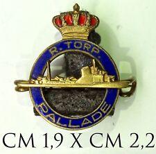 Distintivo Regia Marina Militare Regio Torpediniere Pallade