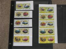Sharjah Antique & Modern Cars, Singles & Sheet Imperf