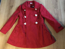 Hello Kitty Red Girls  Coat Size 3 - 4 Years