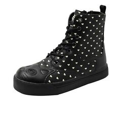 Spotted Synthetic Boots for Women