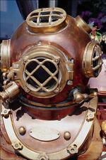 787083 Diver's Helmet A4 Photo Print