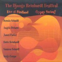 GYPSY SWING-THE DJANGO  CD NEW!