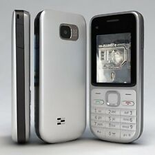 New Replacement Full Body Housing Panel For Nokia C2-01 C201 WHITE Silver