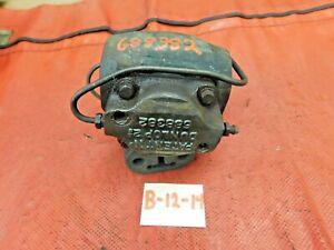 Jaguar, MG, Austin Healey, Dunlop Disc Brake, Prt # 688382, Original, !!