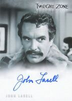 Twilight Zone 4 Science and Superstition John Lasell Autograph Card A-81