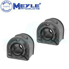 2x Meyle (Germany) Anti Roll Bar Bushes Front Axle Left & Right No: 714 615 0009