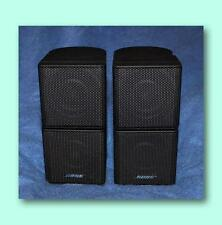 2 Bose Jewel Double Cube Speakers for Lifestyle 25/38/48/V35