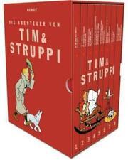 Tim und Struppi Gesamtausgabe: Alle Comics im hochwertigen Schuber!