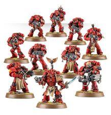 Warhammer 40k Blood Angels Tactical Squad x10 **NoS**