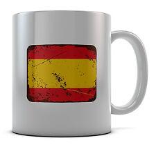 Espagne drapeau espagnol tasse cadeau café anniversaire