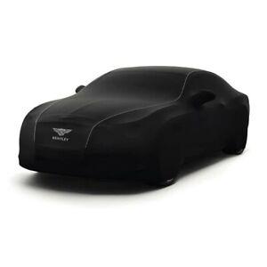 Bentley Continental Gt Gtc Outdoor Black Car Cover 2012 - 2015 Models