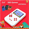 300 Games 2.6'' LCD screen Retro Gaming 8 bit Console FC Pocket handheld player