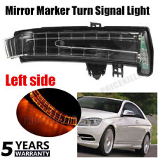 Left side LED Mirror Marker Turn Signal Light For Mercedes W204 W212 W205 W164