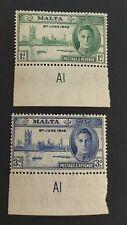 Malta Victory 1946 MH