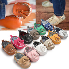 Infant Soft Sole Casual Shoes Newborn Baby Boy Girl Comfortable Crib Shoes 0-18M