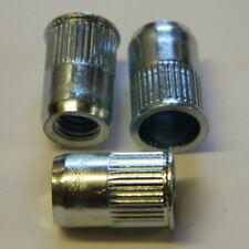 50 Stk Edelstahl A2 Blindnietmuttern M8 kl.Senkkopf Teil-6-kant offen 2,5-5,0mm