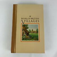 The AA book of british villages. Photos, Factual Hardbacked coffee table book.