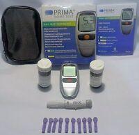 CHOLESTEROL,TRIGLYCERIDES PRIMA MONITOR KIT CE/FDA