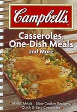 Campbells Casserole by Publications International Ltd. Staff (2005, Spiral)