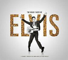 MANY FACES OF ELVIS 3 CD BOX-SET NEU