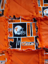 NCAA TENNESSE VOLS RAGGEDY SECURITY BLANKET WITH PACIFIER