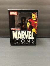 Marvel Icons Silver Age Iron Man 32 /750 New York Comic-Con Exclusive Sealed