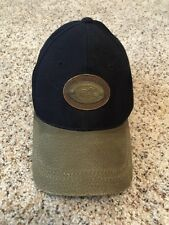 Rio Las Vegas Casino Hotel Garment Wash Relaxed Navy Blue Dad Hat Cap