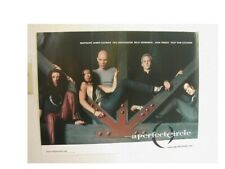 A Perfect Circle Poster Tool member In Band Promo