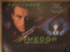 Action 1990s Original UK Mini Film Posters