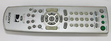 Sony RM-Y807 OEM DIRECTV TV Remote Control for SAT-A65 A65A Tested and working