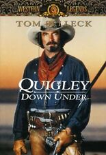 Quigley Down Under  DVD Tom Selleck, Laura San Giacomo, Alan Rickman, Chris Hayw