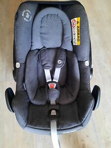 Maxi Cosi Rock i-Size Gr. 0+, 0-13 kg,sparkling grey, top Zustand.