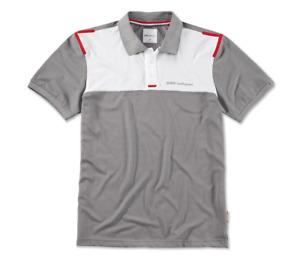 SALE !!! Original BMW Golfsport Poloshirt Men`s Polo Shirt Golf L 80142460940