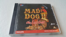 Mad Dog 2 the Lost Gold - Philips CD-I/CDI (McCree Free Shipping Worldwide)