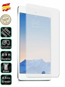 Protector para Apple IPAD AIR 2 Cristal Templado de Pantalla Vidrio para Tablet