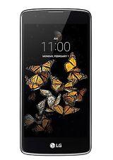 "LG K8 Smartphone,5.0"" HD, 4G LTE,8 GB, 1.5 GB RAM,ITALIA BLACK NUOVO!"